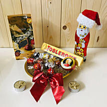 Delicious Christmas Hamper: Christmas Gifts to Germany