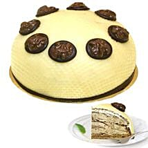 Dessert Walnut Cream Cake: Birthday Gift Delivery Germany