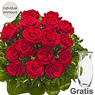 Enchanting Red Roses: Order Flowers in Germany