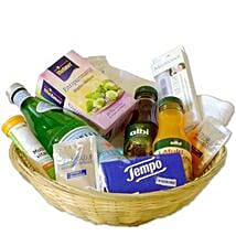 Get Well Gift Basket: Christmas Gift Hampers to Germany
