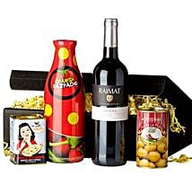 Gourmet Set Spanish Tradition: Christmas Gift Hampers to Germany