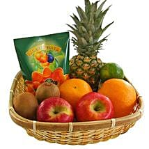 Our Fruity Gift Basket: Father's Day Gifts to Germany