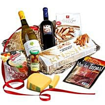 Our Large Hamper Delicous: Christmas Gift Hampers to Germany