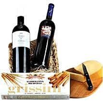 Romantic Wine Hamper: Birthday Gifts Delivery in Germany