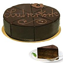 Wonderful Dessert Sacher Cake: Send Birthday Gifts to Germany