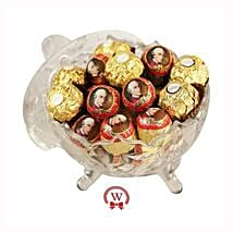 Mozart Rocher Royal: Gifts to Greece