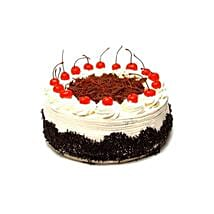 Black Forest Gateaux: Christmas Cake Delivery Indonesia