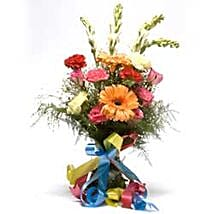 Bunch of seasonal flowers INDO: Send Diwali Gifts to Indonesia