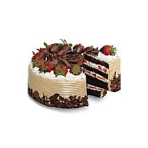Choco n Strawberry Gateaux: Valentine Cakes in Indonesia