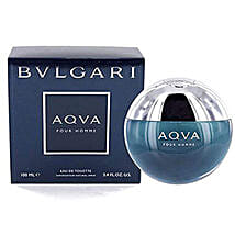 Aqva By Bvlgari For Men Edt 100Ml: Get Well Soon Gifts to Kuwait