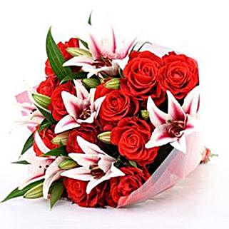 Cheerful Love: Send Lilies to Kuwait
