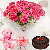 Passionately In Love: Birthday Flower Delivery in Kuwait