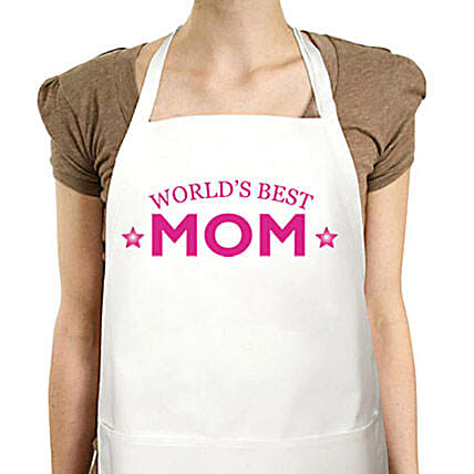 Apron For Best Mom