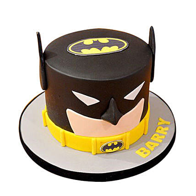 Batman Mask Cake 1kg