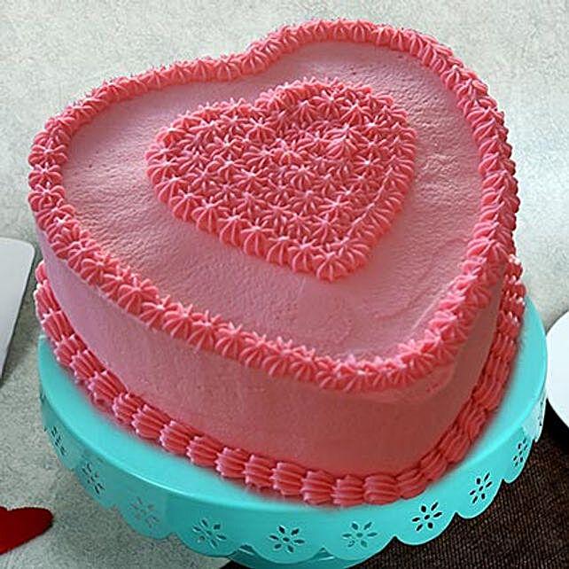 Birthday Cake 1kg Vanilla