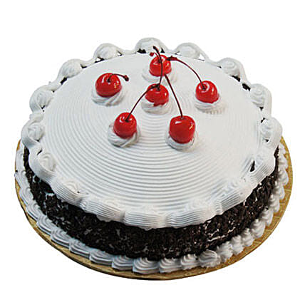 Blackforest Paradise Cake 2kg Eggless