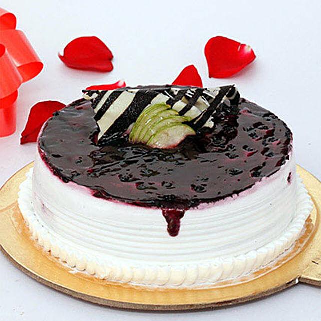 Blueberry Extravaganza Cake 2KG