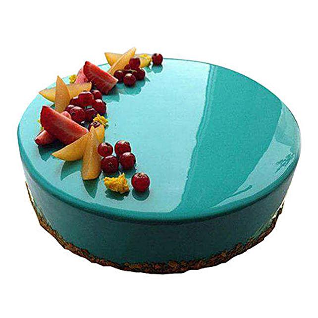Blueridge Fondant Cake 2 Kg