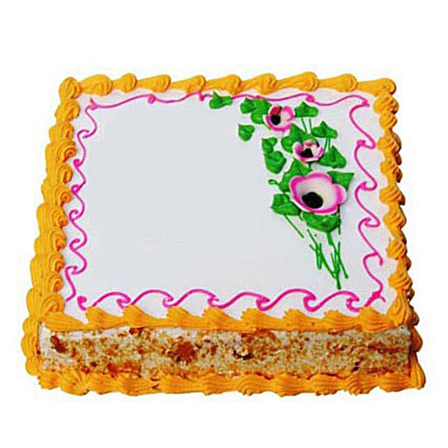 Butterscotch Bonanza Cake 2kg Eggless