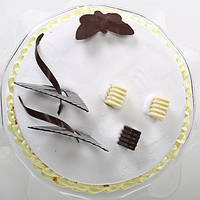 Butterscotch Round Cake 1kg