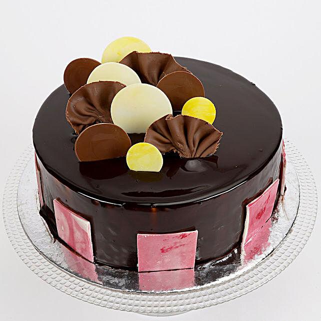 Choco Truffle Cake 2kg Eggless