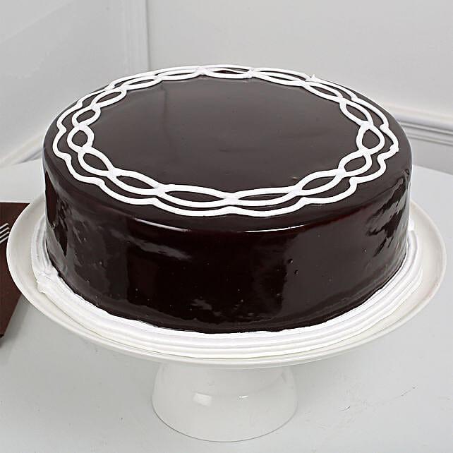Chocolate Cake 1kg Eggless