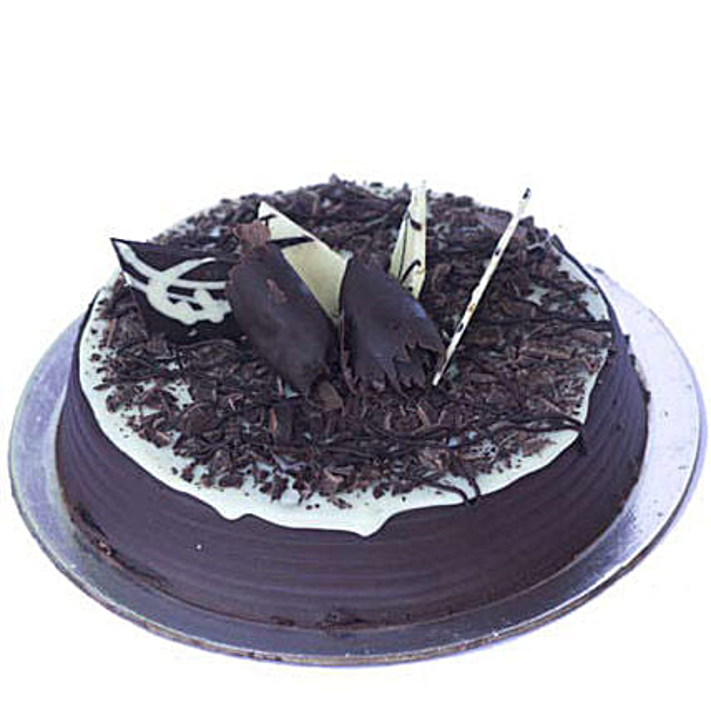 Chocolate Chip Cake 2kg Eggless