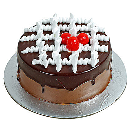 Chocolate Deluxe Cake half kg