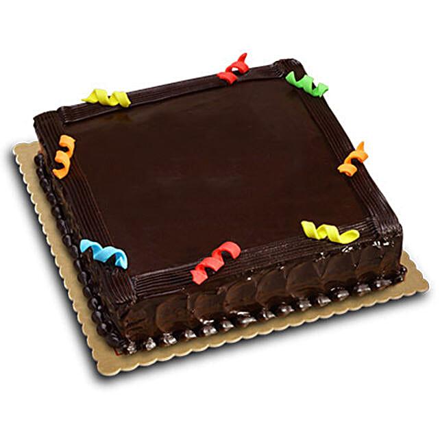 Chocolate Express Cake 2kg Eggless