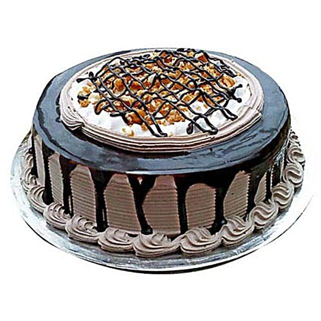 Chocolate Nova Cake Half kg Eggless