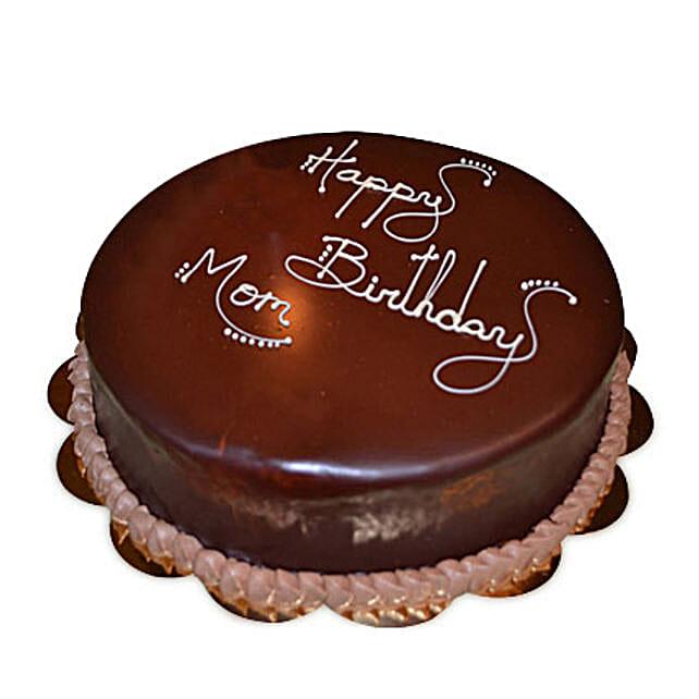 Chocolaty Birthday Cake 1kg Eggless