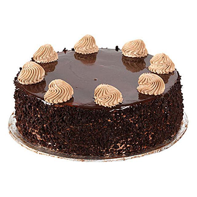Chocolaty Indulgence 1kg Eggless