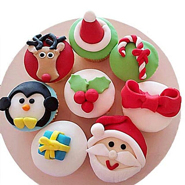 Christmas Special Cupcakes 24