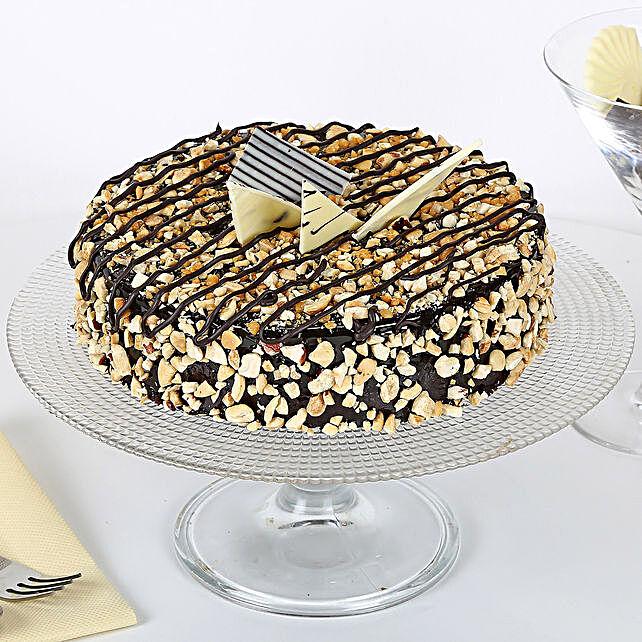Crunchy Coco Cake 2kg Eggless