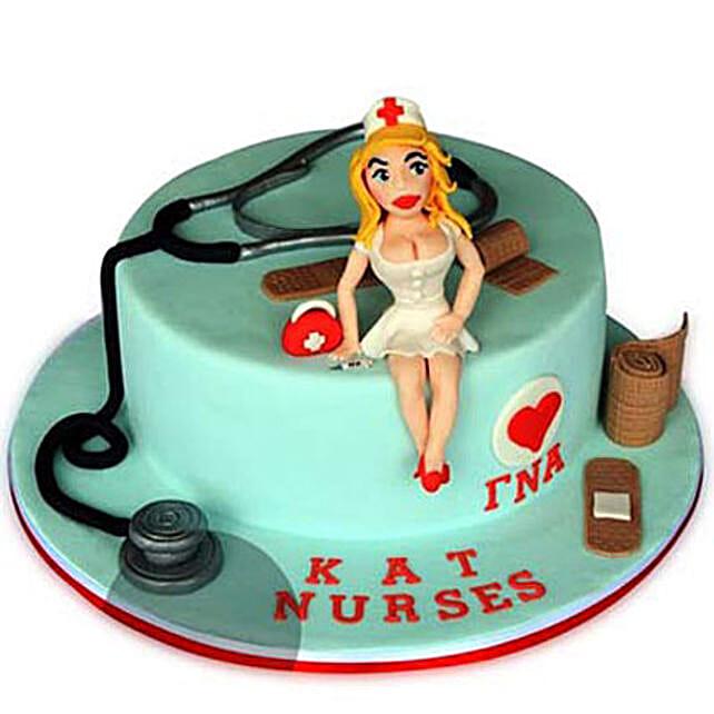 Delicious Doctor Cake 3kg Black Forest