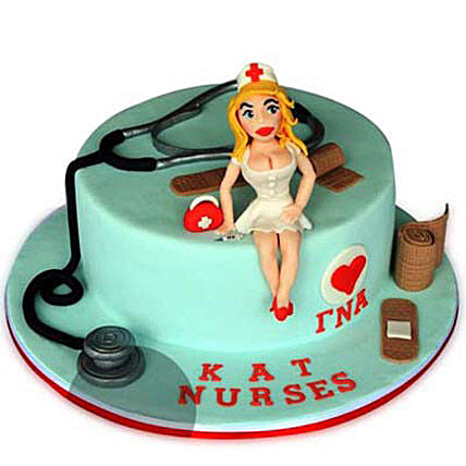 Delicious Doctor Cake 4kg Eggless Truffle