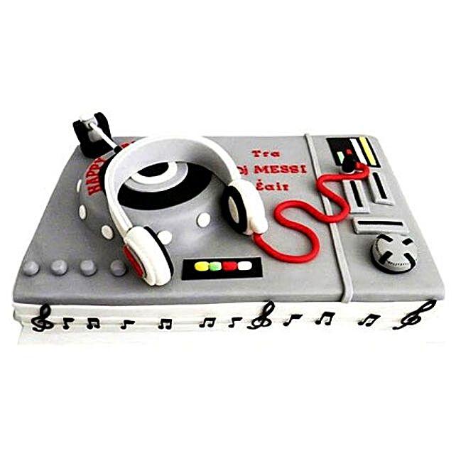 DJ Special Cake 3kg Truffle
