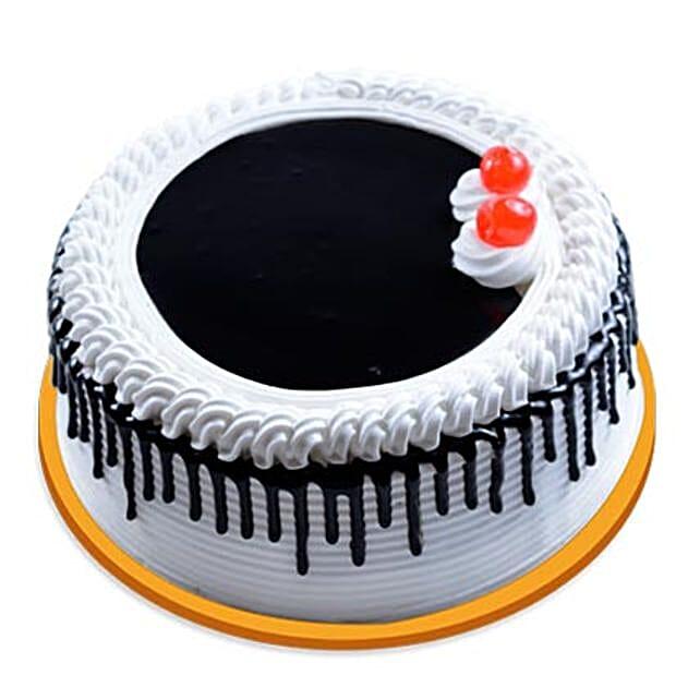 Esculent Black Forest Cake half kg