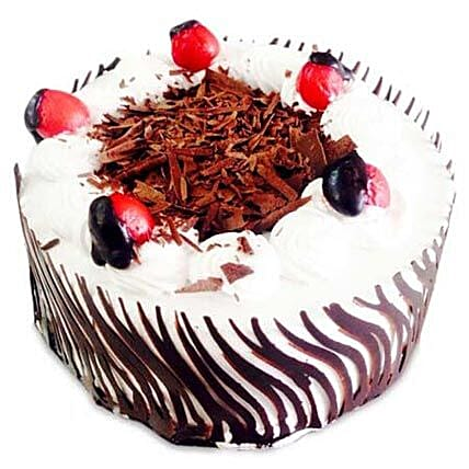 Exotic Blackforest Cake 2kg Eggless