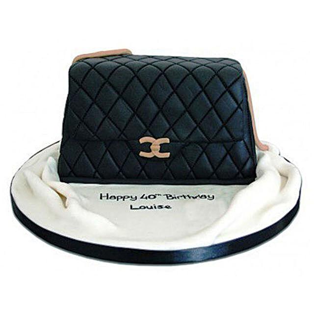 Fondant Handbag Cake 3kg