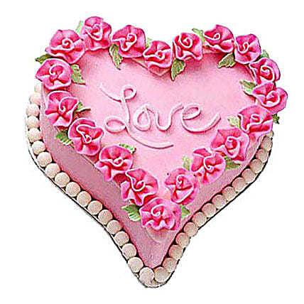 Gift A Heart Cake 3kg