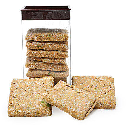 Gur Til Chikki For Lohri