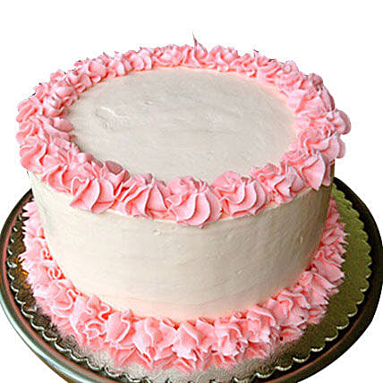 Joy Of Love Cake Half kg Eggless