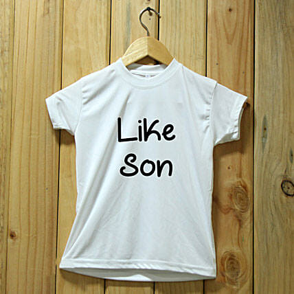 Like Son T Shirt Medium