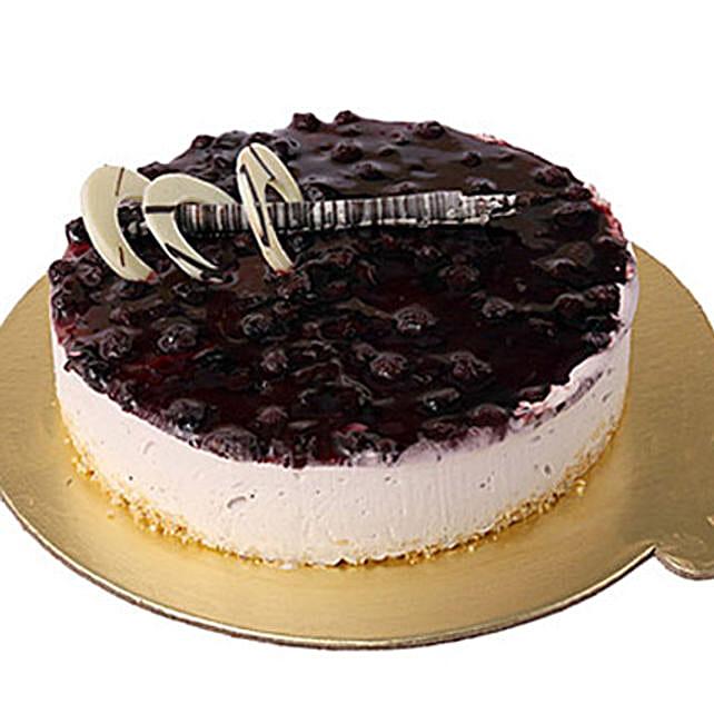 Magical Blueberry Cheesecake 2KG Eggless