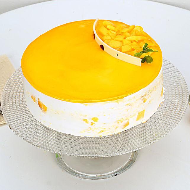 Mango Delight Cake 2kg Eggless