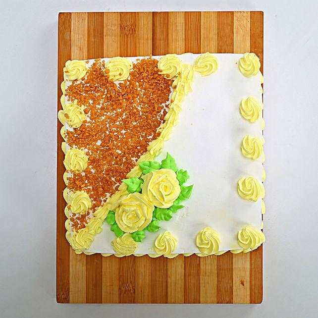 Rectangular Butterscotch Treat 2kg