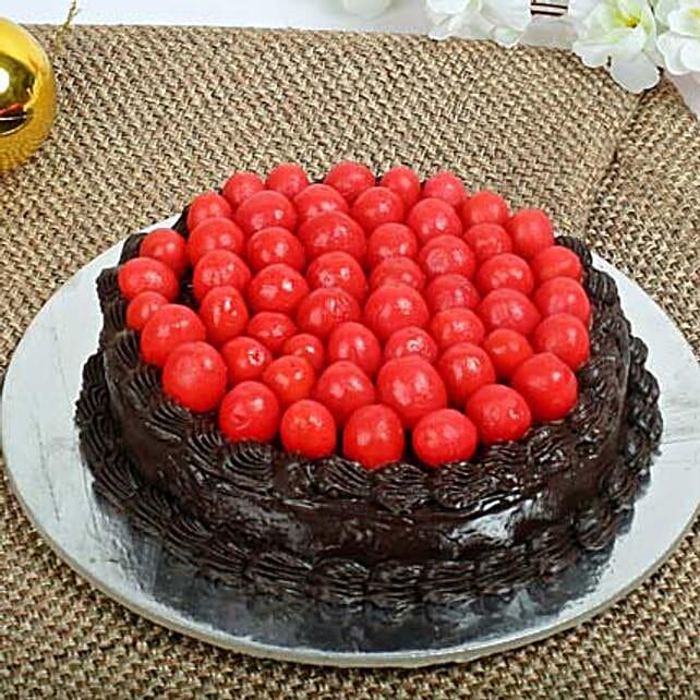 Rich Truffle Cake 1kg Eggless