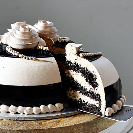 Special Chocolate Cake Half kg Eggless