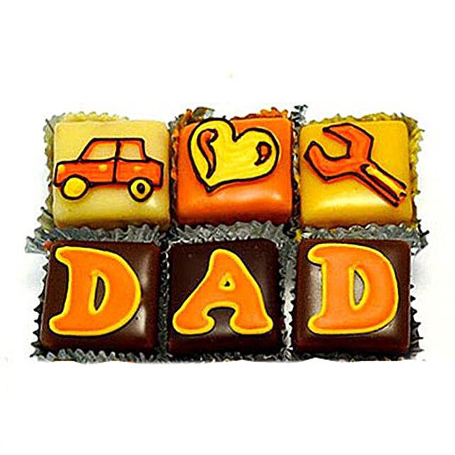 Special DAD Cupcakes 12